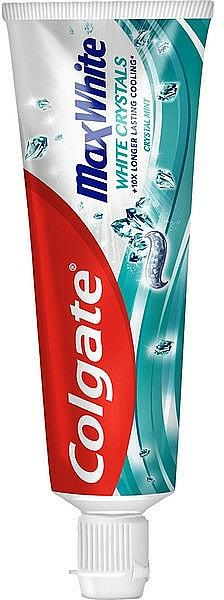 Pastă de dinți - Colgate Max White White Crystals Toothpaste