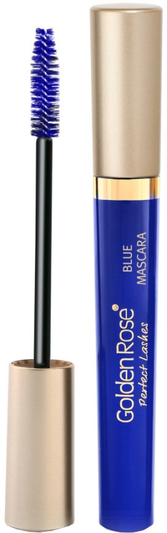 Rimel - Golden Rose Perfect Lashes Blue Mascara