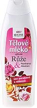 Parfumuri și produse cosmetice Loțiune de corp - Bione Cosmetics Rose Body Lotion
