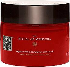 Parfumuri și produse cosmetice Scrub de corp - Rituals The Ritual of Ayurveda Body Scrub