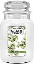 Parfumuri și produse cosmetice Lumânare aromatică - Country Candle Fraser Fir