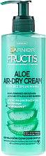 Parfumuri și produse cosmetice Cremă pentru păr - Garnier Fructis Aloe Air-Dry Cream