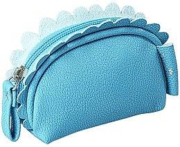 """Parfumuri și produse cosmetice Trusă cosmetică """"Frill"""", 96228, albastră - Top Choice"""