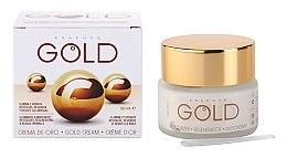 Parfumuri și produse cosmetice Cremă de față - Diet Esthetic Gold Cream SPF15