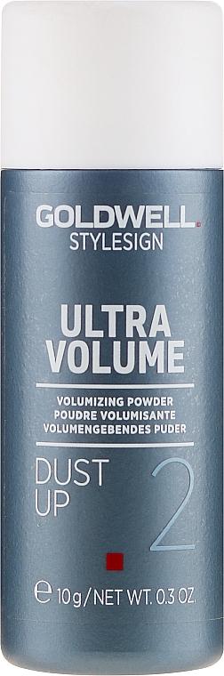 Pudră pentru volumul părului - Goldwell Stylesign Ultra Volume Dust Up — Imagine N1