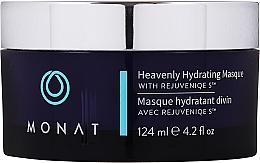 Parfumuri și produse cosmetice Mască hidratantă de păr - Monat Heavenly Hydrating Masque