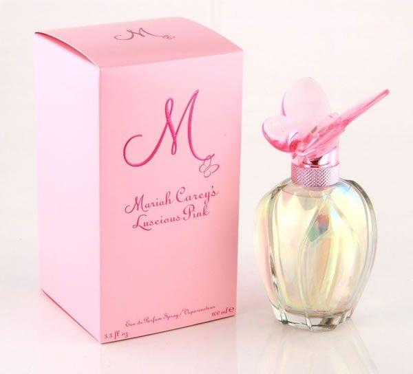Mariah Carey Luscious Pink - Apă de parfum — Imagine N3