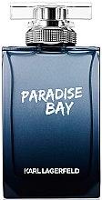 Parfumuri și produse cosmetice Karl Lagerfeld Paradise Bay Pour Homme - Apă de toaletă