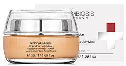 Parfumuri și produse cosmetice Mască gel calmantă cu alge roșii - Symbiosis London Soothing Red Algae Splendour Jelly Mask