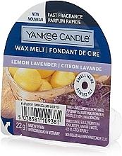 Parfumuri și produse cosmetice Ceară pentru lampă aromată - Yankee Candle Lemon Lavender Wax Melt