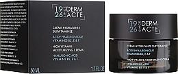 Parfumuri și produse cosmetice Cremă de față - Academie Creme Hydratante Survitaminee
