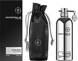 Montale Black Musk - Apă de parfum — Imagine N2