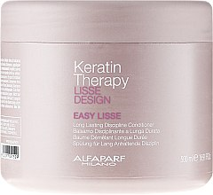 Parfumuri și produse cosmetice Balsam pentru păr - Alfaparf Lisse Design Keratin Therapy Easy Lisse