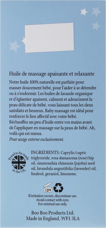 Ulei de masaj pentru copii - Love Boo Baby Kind & Calming Massage Oil — Imagine N3