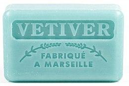 """Parfumuri și produse cosmetice Săpun de Marsilia """"Vetiver"""" - Foufour Savonnette Marseillaise Vetiver"""
