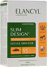 Parfumuri și produse cosmetice Capsule pentru slăbire - Elancyl Slim Design Weight Loss