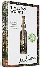"""Parfumuri și produse cosmetice Fiole concentrat """"Pădurile secolului. Forță"""" - Dr. Spiller Strength Timeless Woods"""