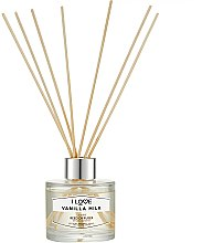 "Parfumuri și produse cosmetice Difuzor aromatic ""Lapte vanilat"" - I Love Vanilla Milk Reed Diffuser"