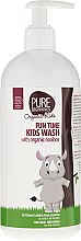 Parfumuri și produse cosmetice Gel de duș - Pure Beginnings Fun Time Kids Wash With Organic Rooibos