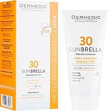 Parfumuri și produse cosmetice Lapte de Corp cu protecție solară - Dermedic Sun Protection Milk SPF 30