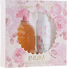 Parfumuri și produse cosmetice Urlic De Varens Indra - Set (edp/100ml+deo/125ml) (100 ml)