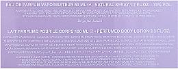 Lanvin Eclat D`Arpege - Set (edp/50ml + b/l/100ml) — Imagine N3