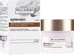 Parfumuri și produse cosmetice Cremă regenerantă de noapte pentru față - Bella Aurora Splendor 10 Total Regeneration Night Cream