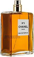 Chanel N5 - Apă de parfum (tester fără capac) — Imagine N2