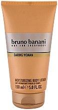 Parfumuri și produse cosmetice Bruno Banani Daring Woman - Loțiune de corp