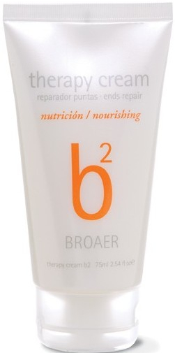 Cremă pentru păr - Broaer B2 Nourishing Therapy Cream — Imagine N1