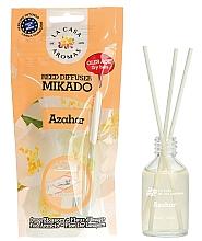 """Parfumuri și produse cosmetice Difuzor de aromă """"Floare de portocal"""" - La Casa de Los Aromas Mikado Reed Diffuser"""