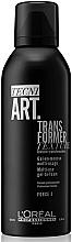 Parfumuri și produse cosmetice Gel de păr pentru volum și fixare - L'Oreal Professionnel Tecni Art Trans Former Texture Multi-Use Gel-To-Foam