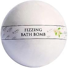 """Parfumuri și produse cosmetice Bombă de baie """"Iasomie"""" - Kanu Nature Fizzing Bath Bomb Jasmine"""