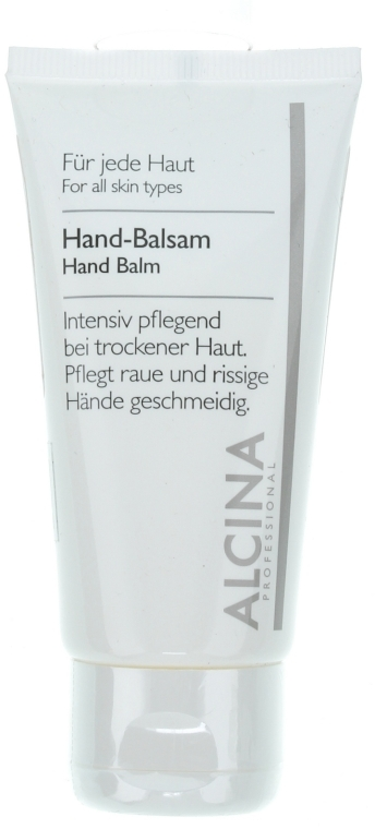 Balsam pentru mâini - Alcina B Hand Balm — Imagine N2