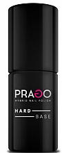 Parfumuri și produse cosmetice Bază pentru gel-lac - Prago Hard Base