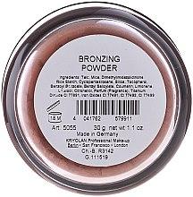 Pudră bronzantă - Kryolan Bronzing Powder — Imagine N3