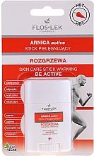 Parfumuri și produse cosmetice Gel cu efect de încălzire pentru corp - Floslek Arnica Active Stick