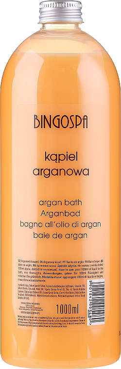 Set - BingoSpa (sh/cr/300ml + show/gel/300ml + bubble bath/1000ml) — Imagine N2