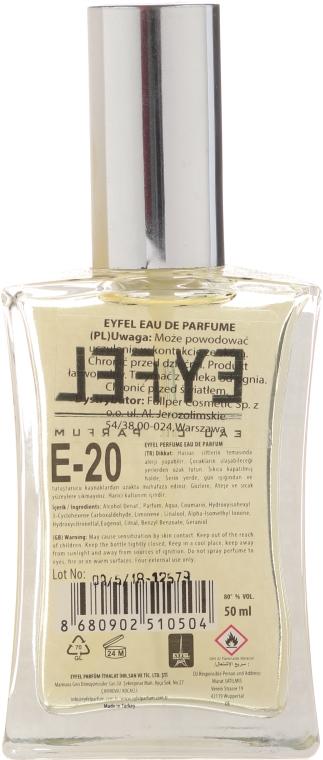 Eyfel Perfume E-20 - Apă de parfum — Imagine N2