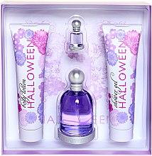 Parfumuri și produse cosmetice Jesus Del Pozo Halloween - Set (edt/100ml + b/l/150ml + sh/g/150ml + mini/4.5ml)
