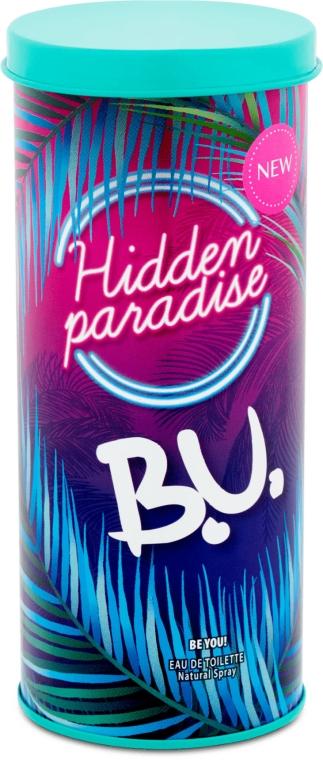 B.U. Hidden Paradise - Apă de toaletă — Imagine N1
