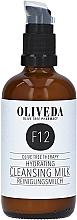 Parfumuri și produse cosmetice Lapte hidratant de curățare - Oliveda F12 Cleansing Milk Hydrating