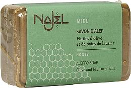 Parfumuri și produse cosmetice Săpun de Alep cu miere - Najel Soap