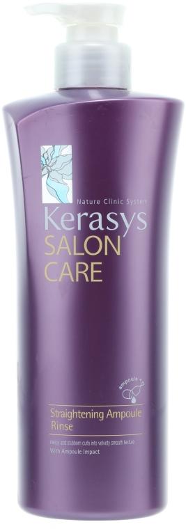 """Balsam de păr """"Îndreptare"""" - KeraSys Hair Clinic Salon Care — Imagine N3"""