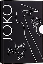 Parfumuri și produse cosmetice Set - Joko Makeup (eye/pencil/5g + eye/shadow/5g + eye/liner/5g)