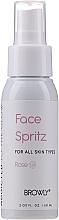Parfumuri și produse cosmetice Spray pentru față - Browly Face Spritz Spray