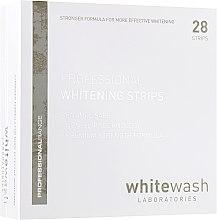 Parfumuri și produse cosmetice Benzi profesionale pentru albirea dinților - WhiteWash Laboratories Professional Whitening Strips