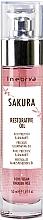 Parfumuri și produse cosmetice Ulei regenerant de păr - Inebrya Sakura Restorative Oil