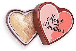Parfumuri și produse cosmetice Iluminator - I Heart Revolution Heart Breakers Powder Highlighter