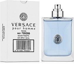 Versace Versace Pour Homme - Apă de toaletă (tester fără capac) — Imagine N2
